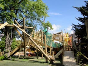 Top 6 Environmentally Friendly Children Playgrounds