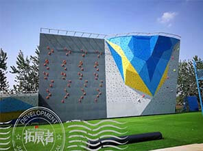 climbing wall, team building, outdoor climbing walls