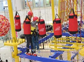 high ropes supplier, challenge course