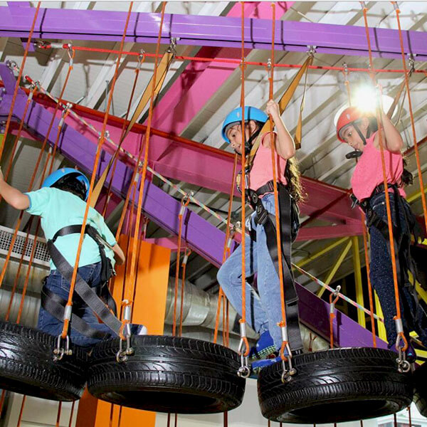 ropes course, high ropes, ropes course supplier
