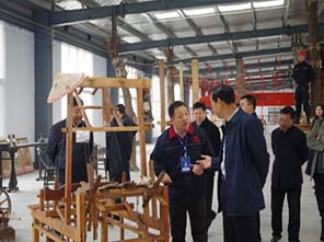 Secretary of Xingyang Municipal Committee of CPC Visit JP