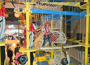 Children Amusement Equipment Bring Shopping Malls Popularity