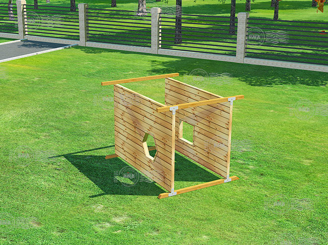 Children's Obstacle Course, outdoor obstacle course for kids, kids assault course