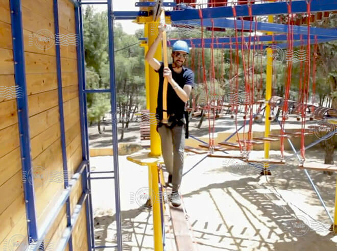 ropes park, adventure park, high ropes, ropes course supplier