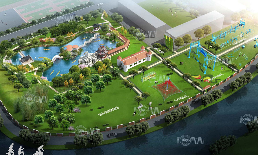 [!--Outward Bound Courses Center in Jiangsu--]
