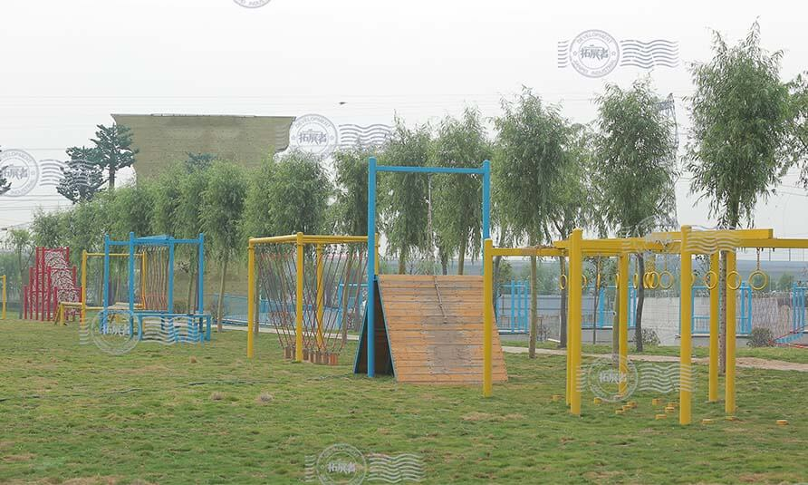 Obstacle Course, obstacle course for children, leisure park, adventure park