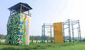 [!--leadership training, high ropes, low ropes, team building equipment--]
